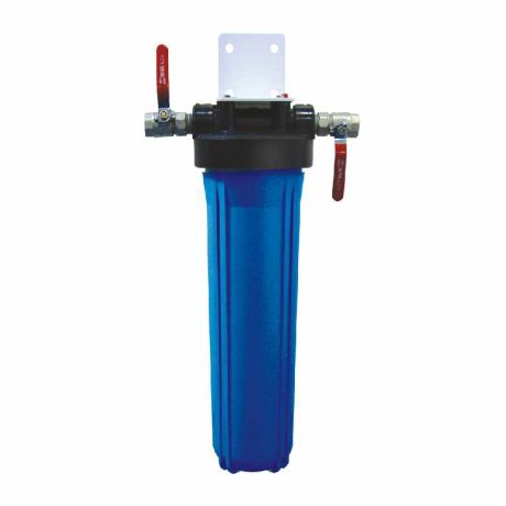 whole house water filter single filter system